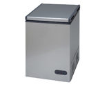 Avanti CF1011PS - 3.4 Cu. Ft. Chest Freezer - Platinum Finish