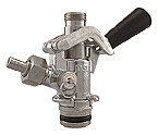 CH5300 - U System Keg Tap Coupler - Lever Handle