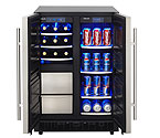 Danby DPC6012BLS 4.65 Cu. Ft. Beverage Center - Stainless Steel Door