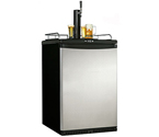 Danby DKC163SLDP Kegerator - Full Size Beer Cooler with Stainless Steel Door