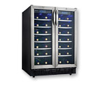 Danby DWC2727BLS Dual Zone Wine Cooler