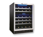 Danby DWC518BLS 51-Bottle Built-in Wine Cooler