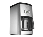 DeLonghi DC514T 14-Cup Coffee Maker - Brushed Stainless Steel