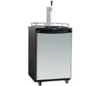 Danby DBF163SS-1 Kegerator Full Size Beer Cooler with Stainless Steel Door
