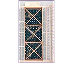 Designer Series Open Diamond Cube Wine Racks