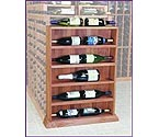 Designer Series Vertical Display Wine Racks