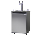 Kegco K209SS-2 Keg Fridge
