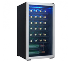 Danby DWC93BLSDB 36 Bottle Wine Cooler