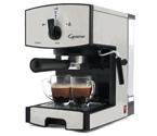 Capresso EC50 SS Pump Driven Espresso & Cappuccino Machine