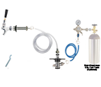 Kegco Economy Door Mount Kegerator Keg Tap Conversion Kit