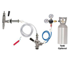 Kegco Economy Guinness® Dispensing Kegerator Conversion Kit