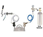 Kegco Economy Homebrew Kegerator Conversion Kit