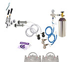 Kegco Economy Homebrew 2 Kegerator Conversion Kit