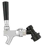 Kegco Ball Lock Beer Faucet Set