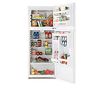 Summit FF1074 10.0 Cu. Ft. Frost Free Top-Freezer Refrigerator - White