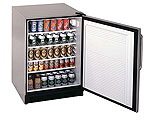 Summit FF8SSTB Stainless Steel 5.5 c.f. All Refrigerator