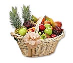 First Class Fruit Gift Basket
