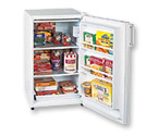 Summit FS60 5.0 Cu. Ft. Front Opening Freezer