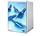 Open Box- Summit FS60FROST Cold Cavern Beer & Beverage Cooler - 5.0 Cu. Ft.