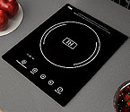 Summit SINC1110 - Ceramic Glass Induction Cooktops