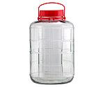 Kegco 4.75 Gallon Wide Mouth Glass Carboy