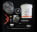 BSG K6PET Homebrew Beer Equipment Kit