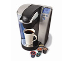 Keurig B70 Platinum Home Brewer Single Serve Coffee Machine