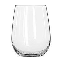 Libbey 221 Stemless Wine Taster Glass