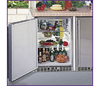 Marvel 6ORGD-SS-F Outdoor Refrigerator in Stainless Steel