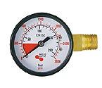 6603 - High Pressure Replacement Gauge - Left Hand Thread
