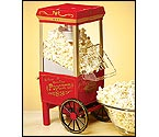 Nostalgia Electrics OFP-501 Old Fashioned  Movie Time Hot Air Popcorn Maker