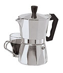 Oggi 6570 3 cup Stovetop Espresso Maker