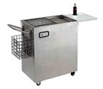 Avanti ORC2519SS 2.5 CF Portable Outdoor Beverage Cooler