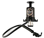 40000B4 - Miller MGD Draft Keg Pump Black Plastic - Wing Handle