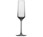Schott Zwiesel Pure Champagne Flute Wine Glass Stemware - Set of 6