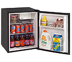 Avanti RM2411B - 2.4 Cu. Ft. Refrigerator - Black