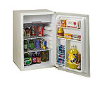 Avanti RM4550W-2 4.5 Cu. Ft. Counterhigh Refrigerator - White