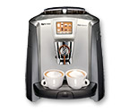 Saeco Primea Touch Plus Espresso Maker with Built-in Cappuccinatore