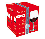 Spiegelau Vino Grande Bordeaux Wine Glass Value Pack, Buy 3 get 4