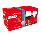 Spiegelau Vino Grande Bordeaux & White Wine Value Pack , Buy 6 get 8