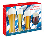 Spiegelau Beer Classics Beer Connoisseur Gift Set, Set of 4