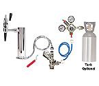 Kegco Standard Guinness Draft Tower Keg Tap Kit