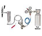 Kegco Standard Guinness® Dispensing Draft Tower Keg Tap Kit