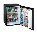 Avanti SHP2403B 2.5 Cu. Ft. Compact SUPERCONDUCTOR Refrigerator - Black (Hospitality Unit)