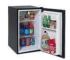 Avanti SHP2501B 2.5 Cu. Ft. Compact SUPERCONDUCTOR Refrigerator - Black