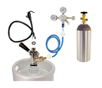 Kegco Standard Party Beer Dispener Keg Tap Kit