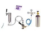 Kegco Standard Tower Kegerator Conversion Kit