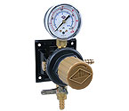 T1661ST Single Product Secondary Co2 Regulator by Taprite