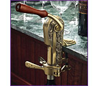 Legacy Corkscrew Wine Opener in Antique Bronze