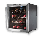 Vinotemp VT-16TEDS 16 Bottle Thermoelectric Wine Cooler